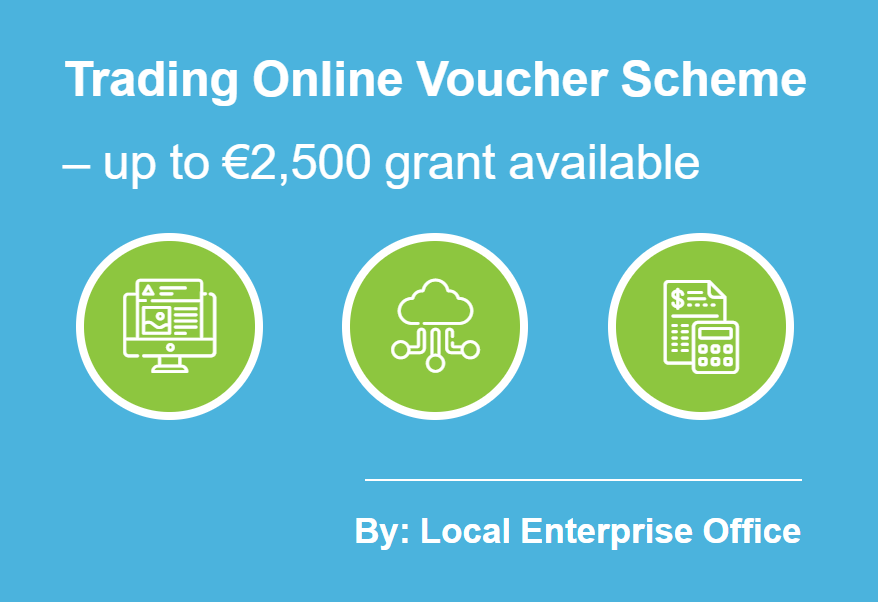 Trading Online Voucher- Get up to 2500€ Grant for new website